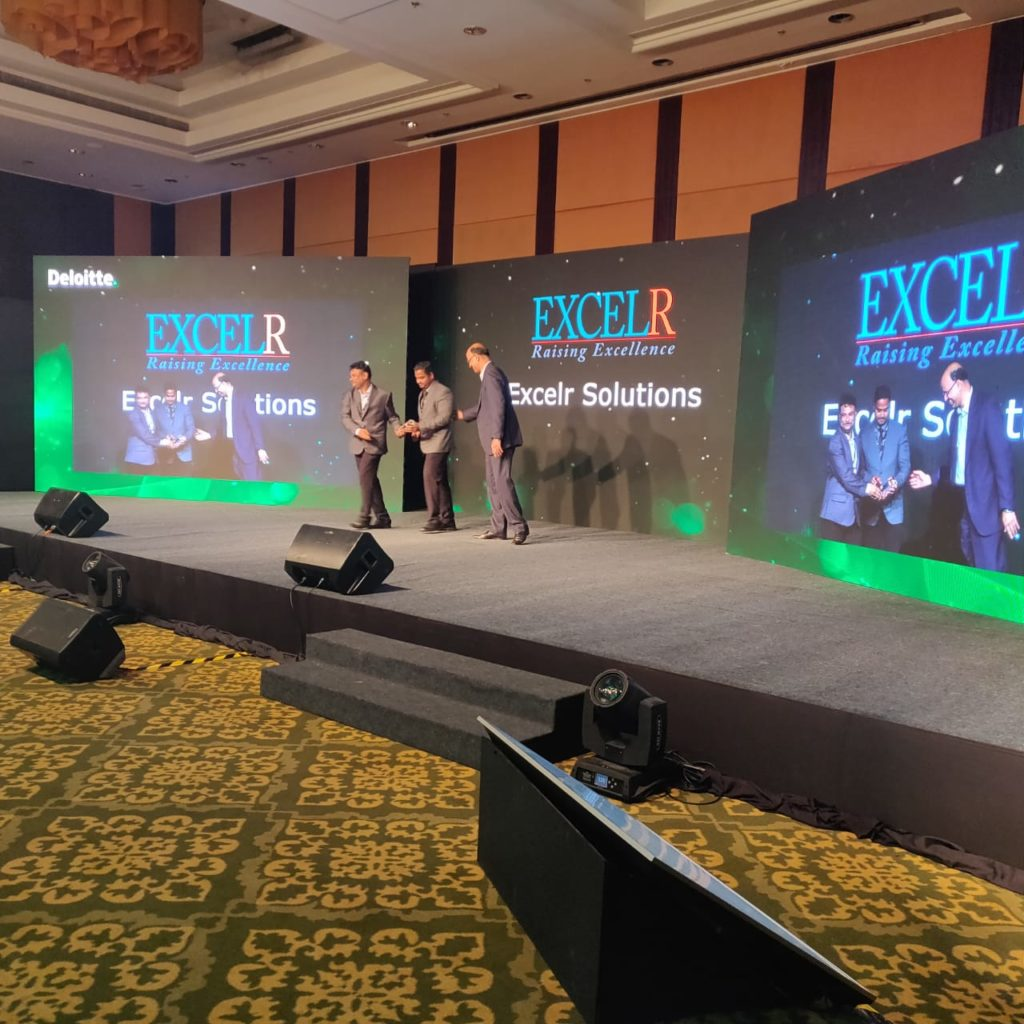 ExcelR solutions ranked 26th fastest growing technology