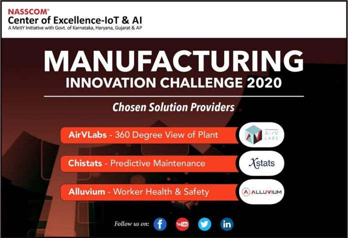 Manufacturing and Innovation Challenge 2020