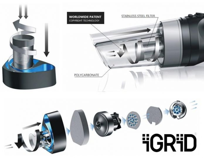 IgridCar Vacuum Cleaner