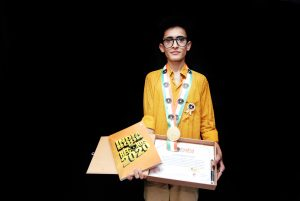 Mudit Pathak world book of records: - star 2020