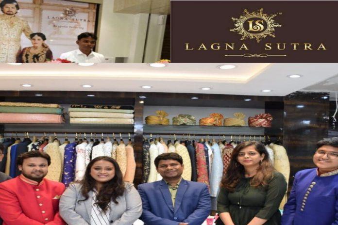 Online and offline store Called Lagnasutra