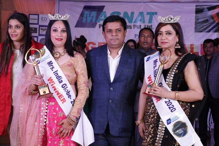 MR/MISS/MRS INDIA GLOBE 2020 GRAND FINALE