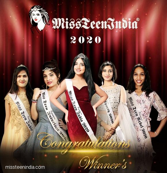 Miss Teen India 2020