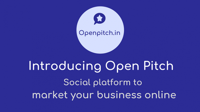 Open Pitch - A vision to connect Indians with small businesses and freelancers