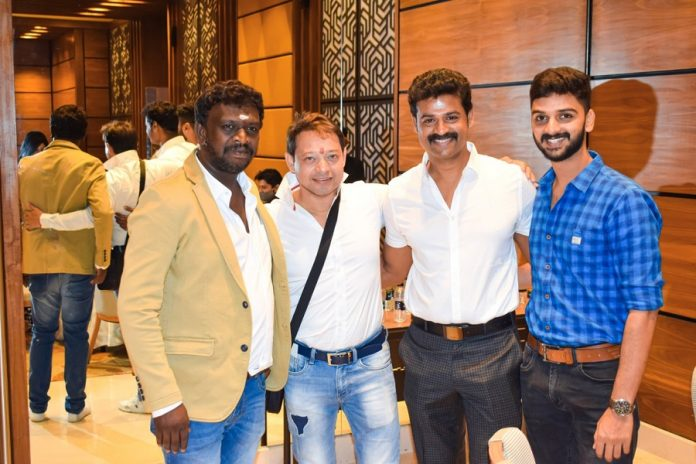Blue Eye Entertainments announces the launch of Movie Pooja