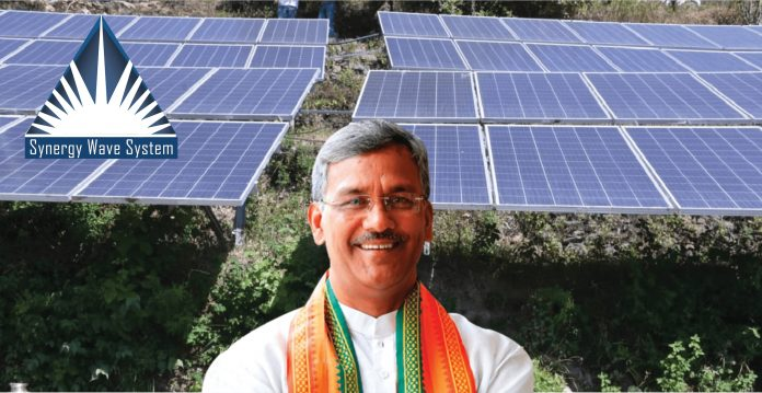 Chief Minister of Uttarakhand, Trivendra Singh Rawat