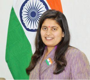 Parvati Jangid Suthar-UN ROSTER No: REG/COM/IND/2172478/Jangid, Parvati