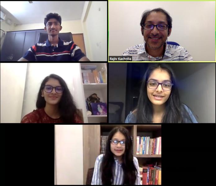 Speech Debate India Georgetown Finalists
