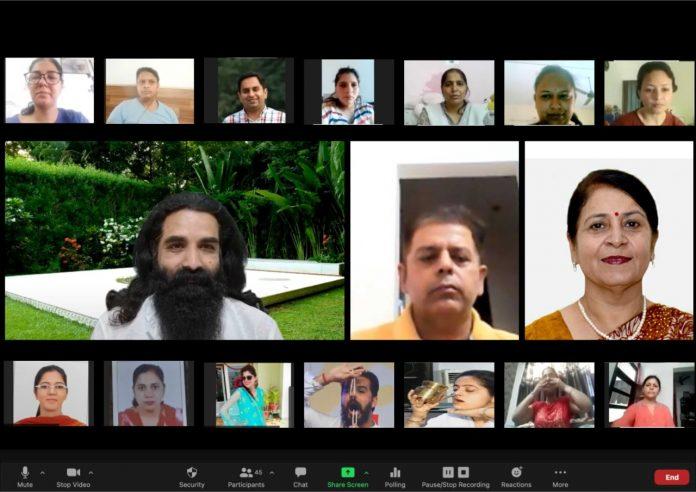 Yogacharya Amit Dev