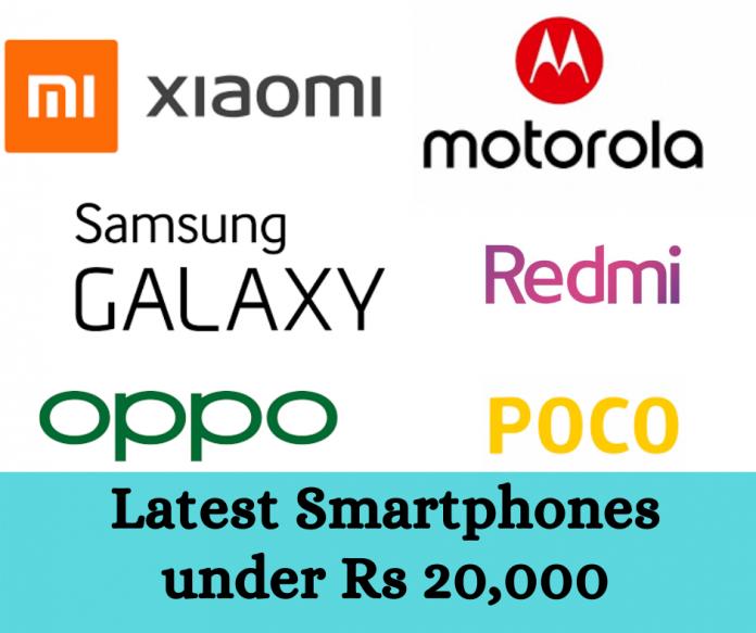 latest-smartphones-under-20000