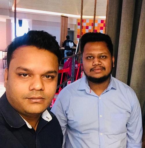 Biswadeep Nayak and Nitish Nayak