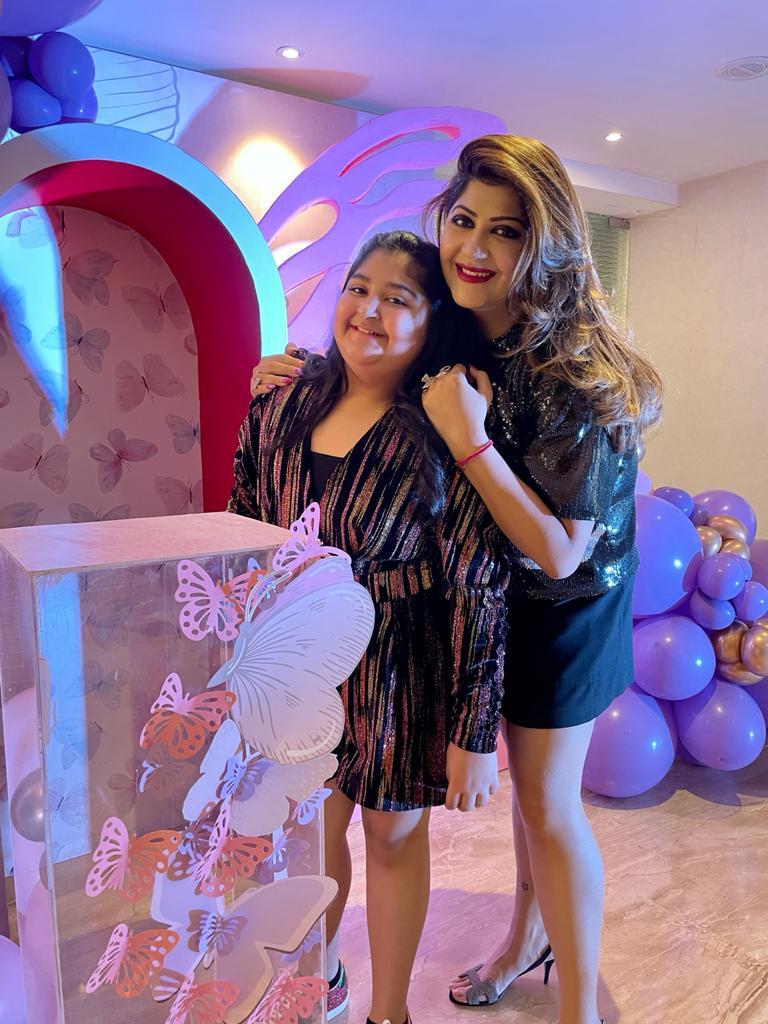 Aksha Kamboj and Mishka Kamboj