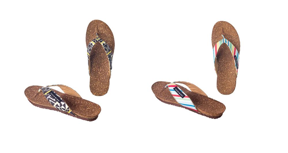 flip flops or regular slippers