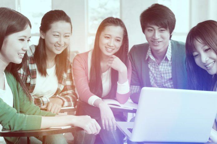 Young Asian Entrepreneurs
